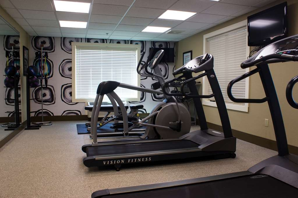 Best Western Plus Menomonie Inn & Suites - Sala fitness