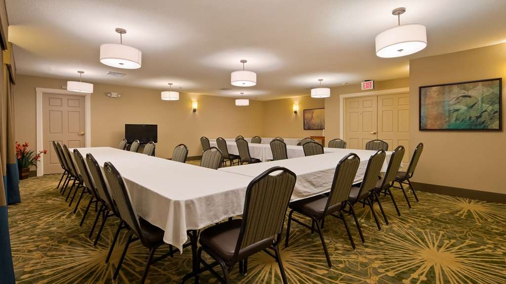 Best Western Plus Menomonie Inn & Suites - Sale conferenze