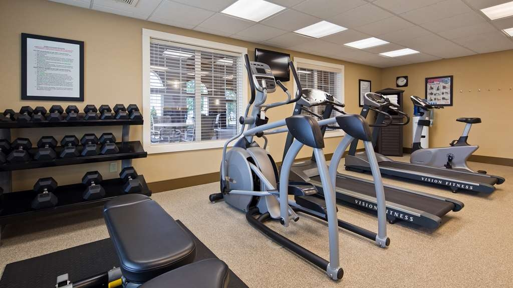 Best Western Plus Menomonie Inn & Suites - Club de salud