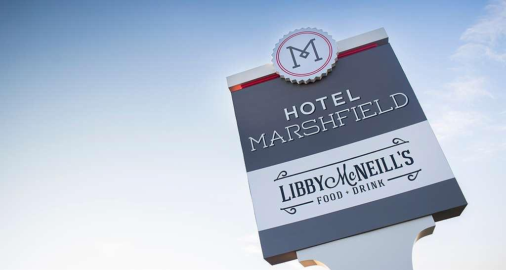 Hotel Marshfield, BW Premier Collection - Area esterna