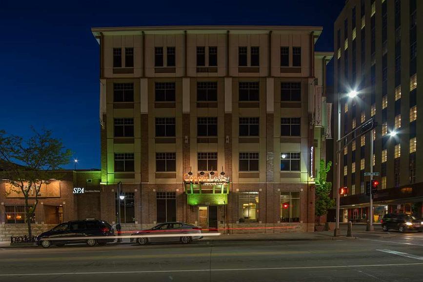 CopperLeaf Boutique Hotel & Spa, BW Premier Collection - Aussenansicht