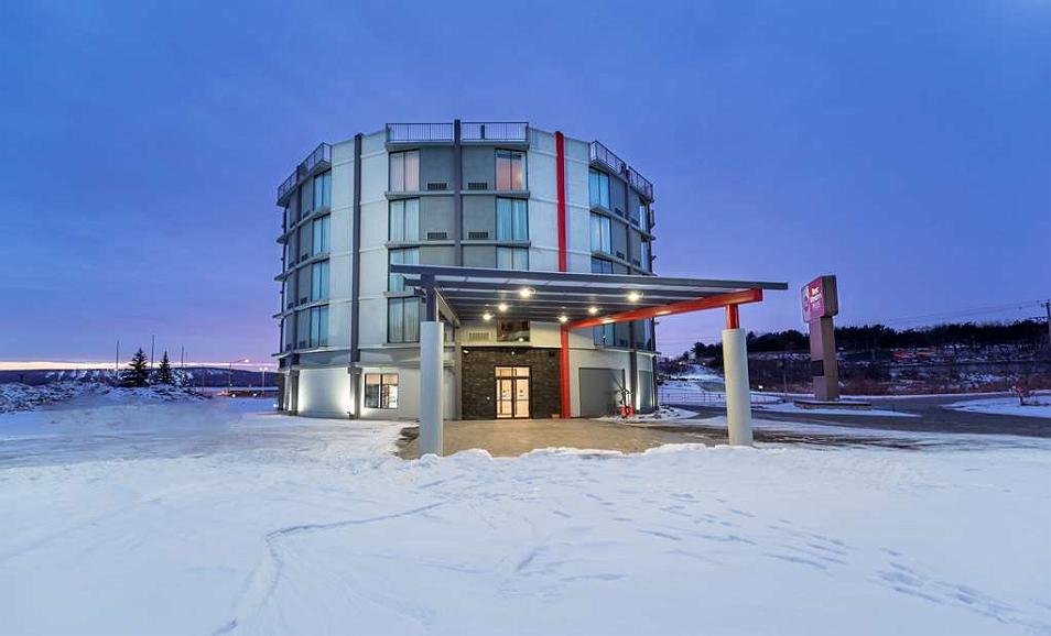 Best Western Plus Wausau Tower Inn - Aussenansicht