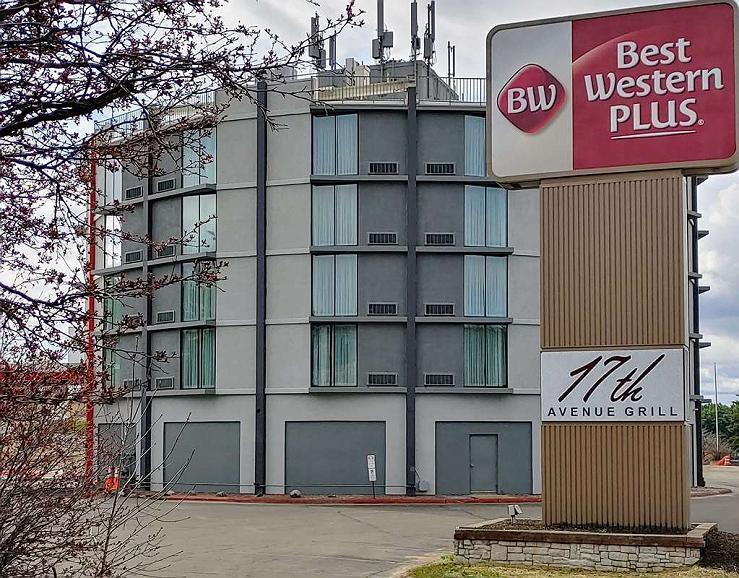 Best Western Plus Wausau Tower Inn - Vista exterior
