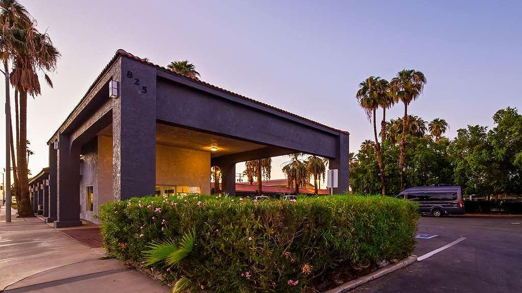 SureStay Hotel by Best Western Blythe - Area esterna
