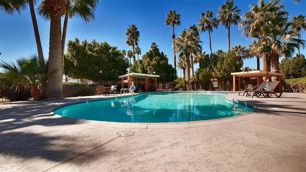 Best Western Sahara - Swimmingpool
