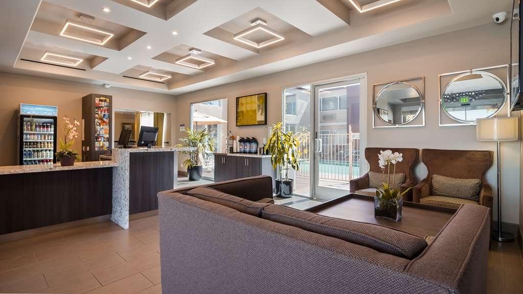 Best Western Canoga Park Motor Inn - Lobby