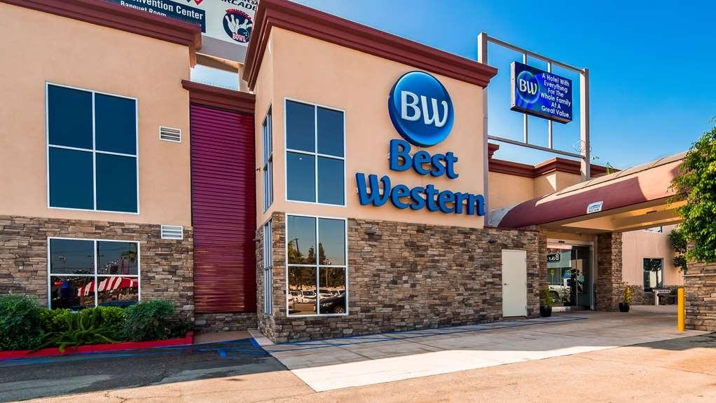 Best Western Canoga Park Motor Inn - Vista Exterior