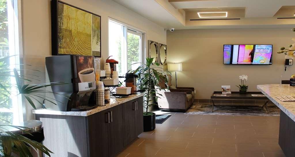 Best Western Canoga Park Motor Inn - Hotel Lobby