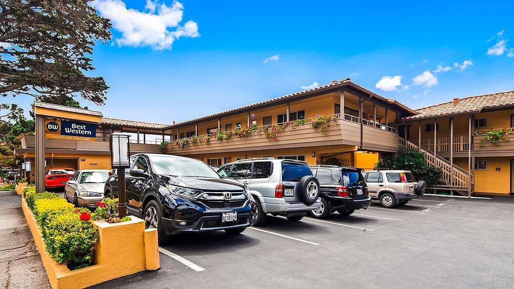 Best Western Carmel's Town House Lodge - Vista exterior