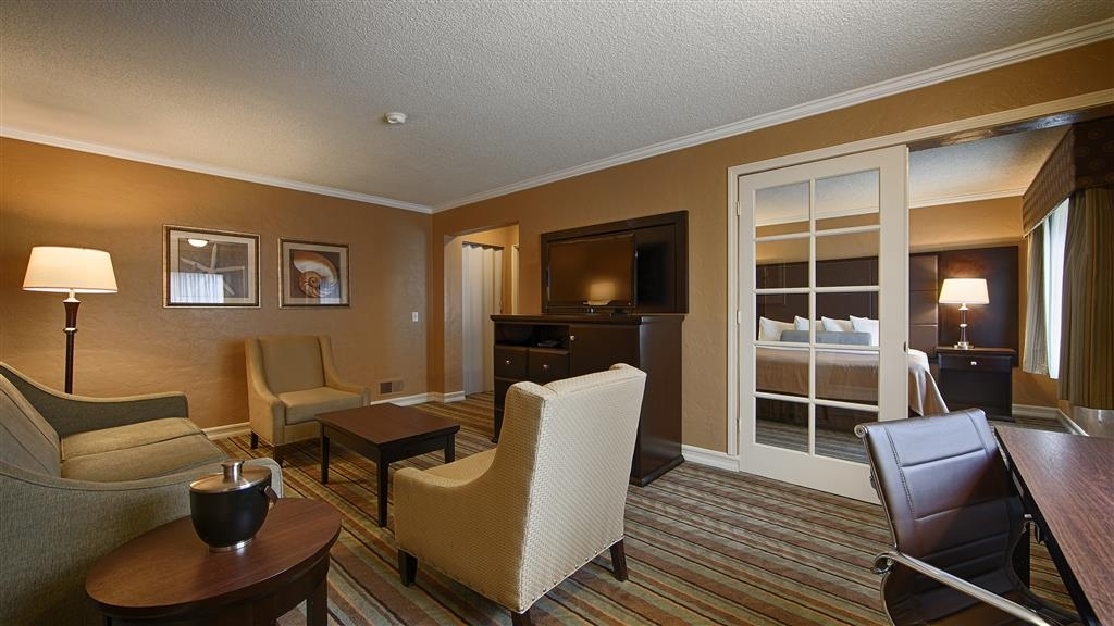 Best Western Carmel's Town House Lodge - Chambres / Logements