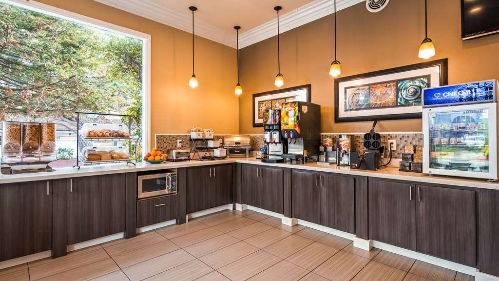 Best Western Carmel's Town House Lodge - Restaurant / Etablissement gastronomique