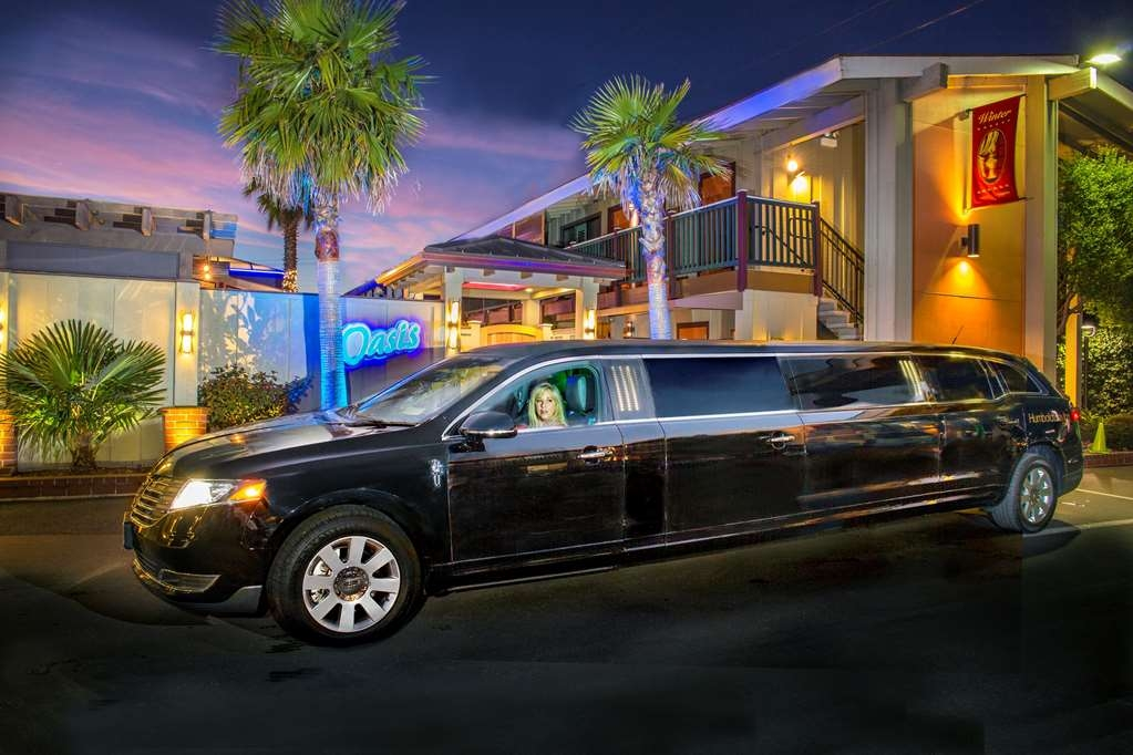 Best Western Plus Humboldt Bay Inn - Check out our NEW 2018 Complimentary Dinner Limousine!