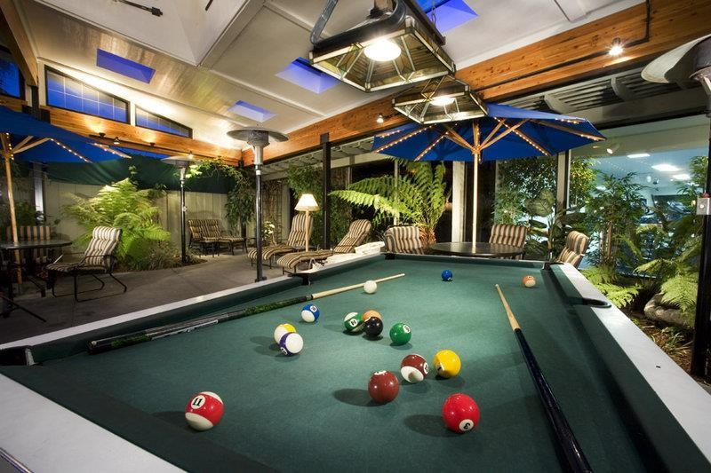 Best Western Plus Humboldt Bay Inn - Have a fun night in with your family and friends while playing pool located in our indoor patio area.