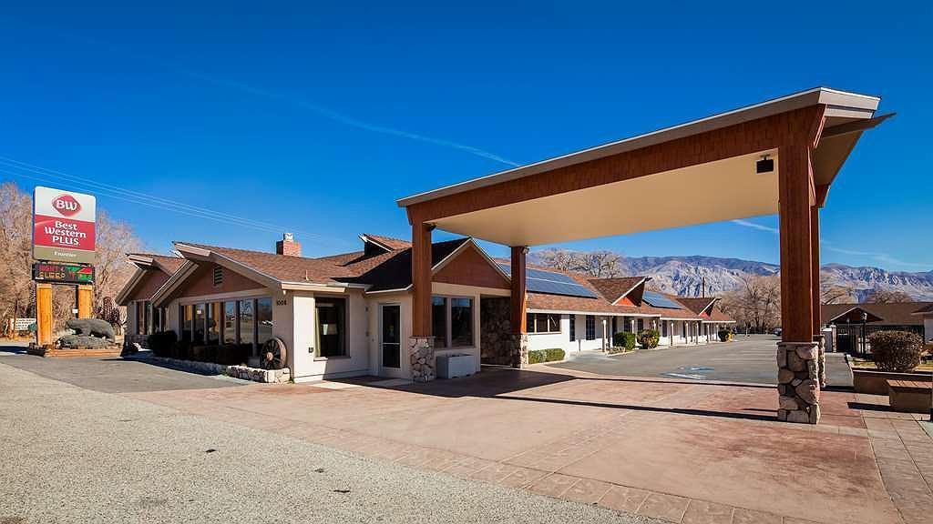 Hotel in Lone Pine   Best Western Plus Frontier Motel