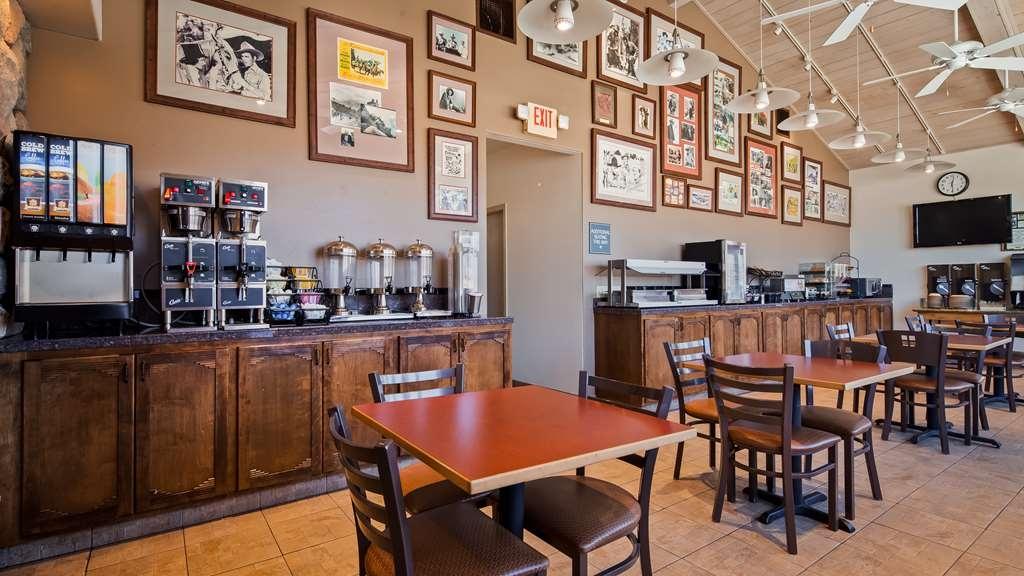 Best Western Plus Frontier Motel - Restaurante/Comedor