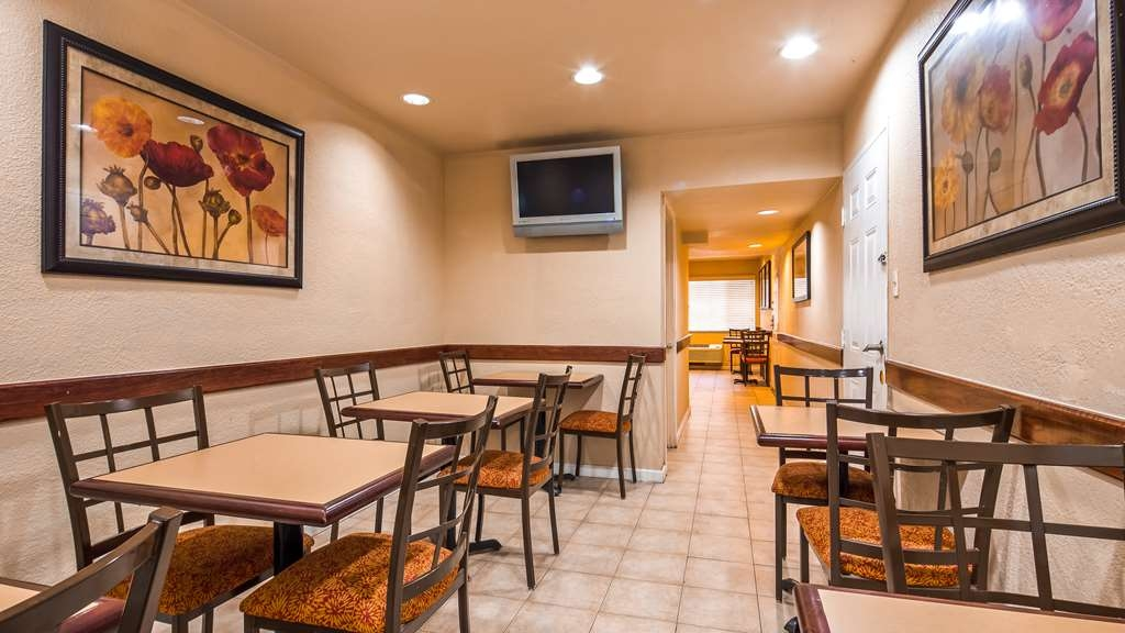 Best Western Town House Lodge - Restaurant