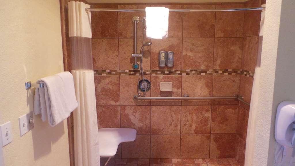Best Western Park Crest Inn - Salle de bain