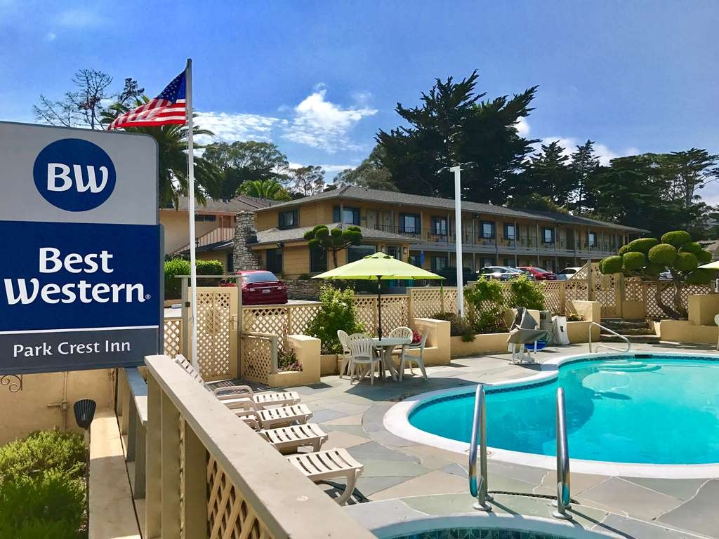 Best Western Park Crest Inn - Welcome to the Best Western Park Crest Inn