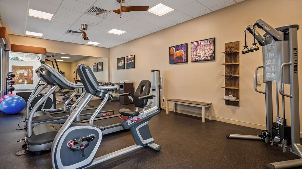 Best Western Plus Black Oak - Fitnessstudio