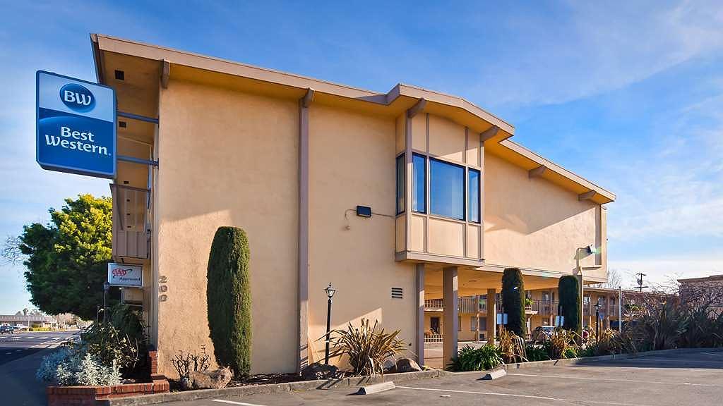 Best Western Petaluma Inn - Aussenansicht