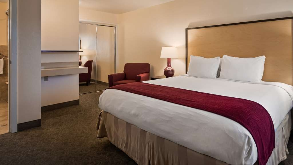 Best Western Petaluma Inn - Habitaciones/Alojamientos