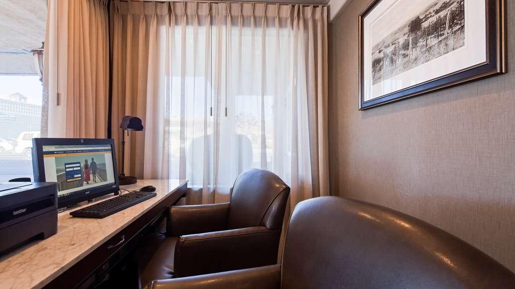 Best Western Petaluma Inn - centro de negocios-característica