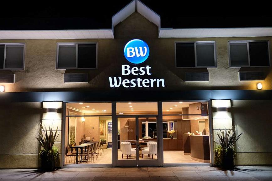 Best Western Inn - Aussenansicht
