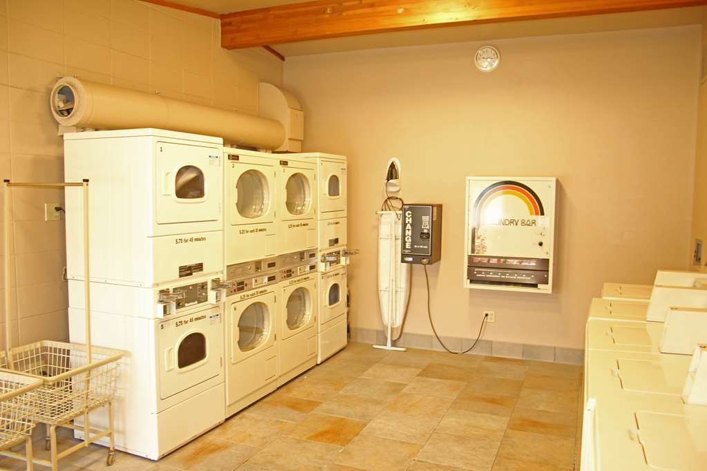 Best Western Sunset Inn - Laundry Facilities