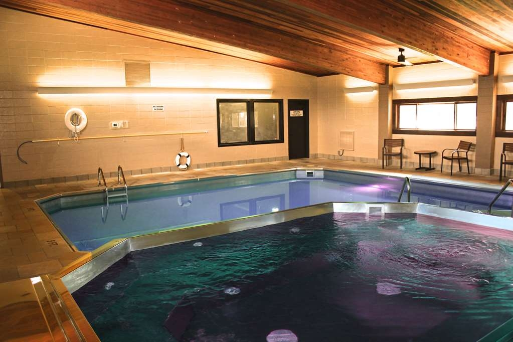 Best Western Sunset Inn - Indoor Hot Tub