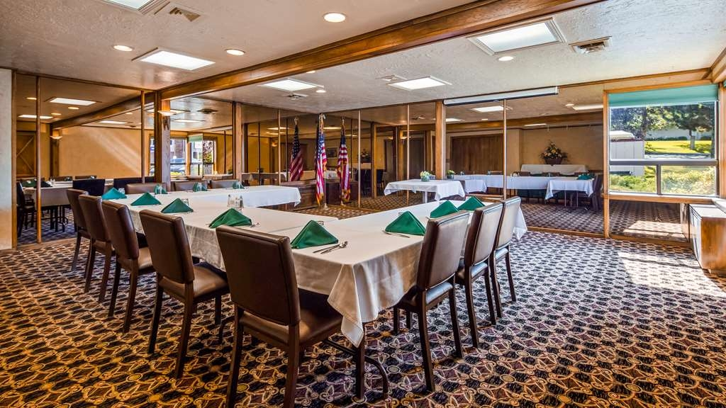 Best Western Dunmar Inn - Sala de reuniones