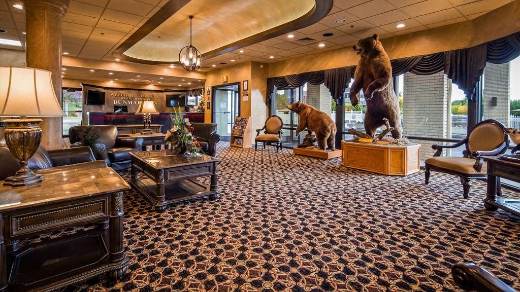 Best Western Dunmar Inn - Vue du lobby