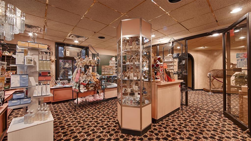 Best Western Dunmar Inn - cadeau shop