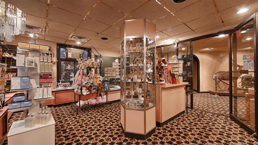 Best Western Dunmar Inn - Geschenkladen