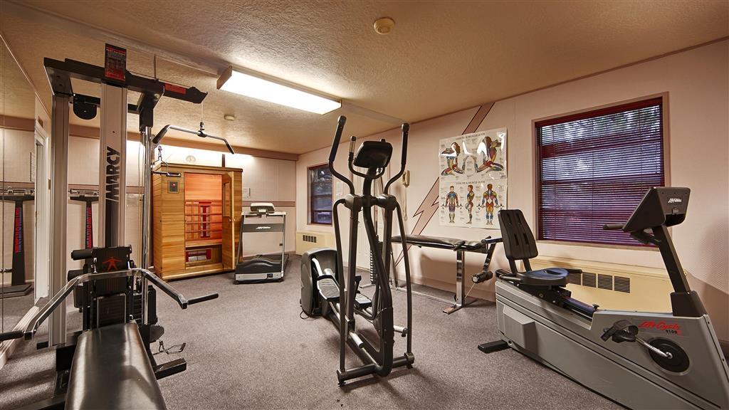 Best Western Dunmar Inn - fitnessraum