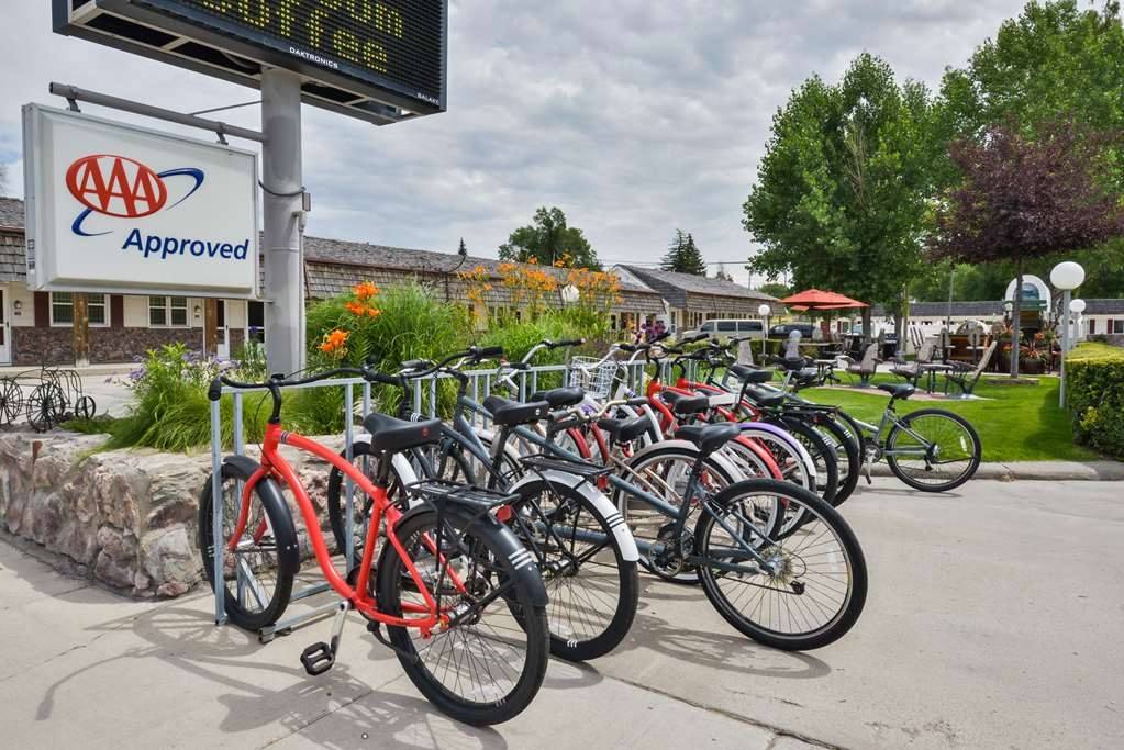 Best Western Pioneer - Ciclismo