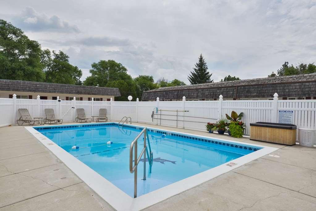 Best Western Pioneer - Vue de la piscine