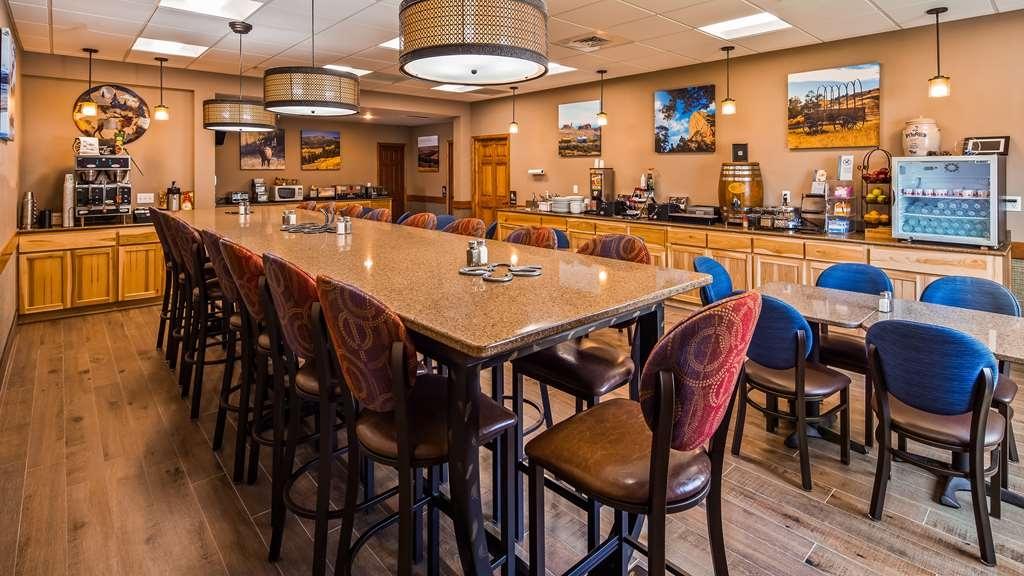 Best Western Pioneer - Restaurant / Gastronomie