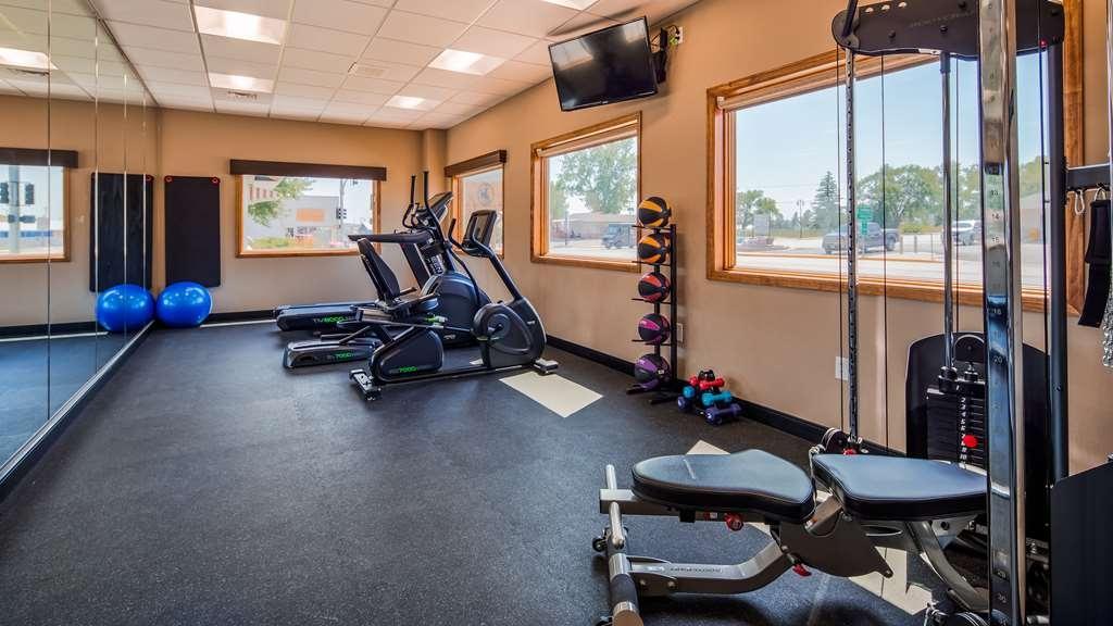 Best Western Pioneer - Fitnessstudio
