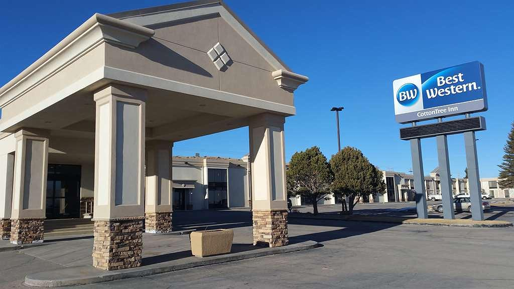 Best Western CottonTree Inn - Make the Best Western Cotton Tree Inn your next home away from home while exploring Rawlins Wyoming.