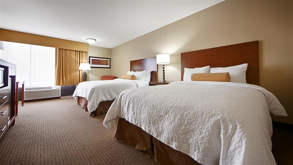 Best Western CottonTree Inn - Chambre standard :