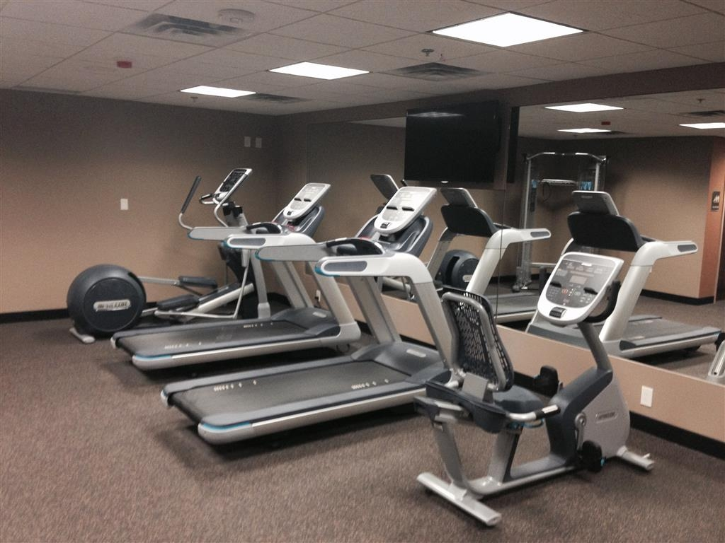 Best Western CottonTree Inn - Gimnasio