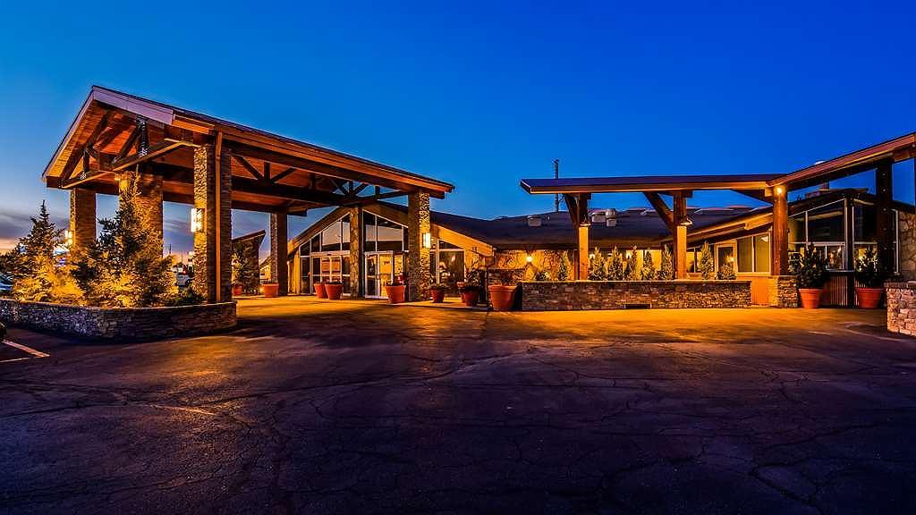 Best Western Outlaw Inn - Vista exterior
