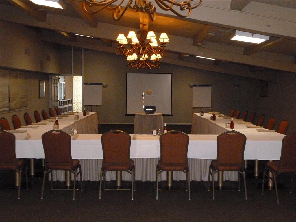 Best Western Outlaw Inn - Sala de reuniones