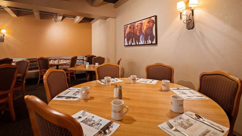 Best Western Outlaw Inn - Restaurante/Comedor