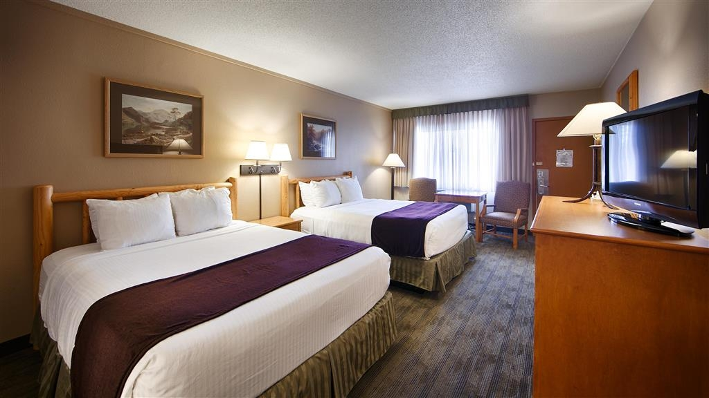 Best Western Sheridan Center - Chambres / Logements