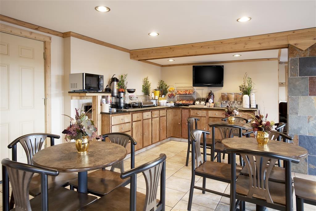 Best Western Torchlite - Breakfast Area
