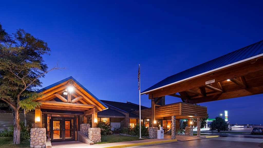 Best Western Tower West Lodge - Vista exterior