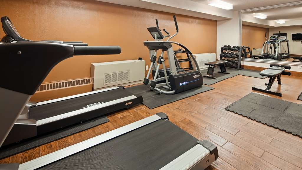 Best Western Tower West Lodge - Fitness Center
