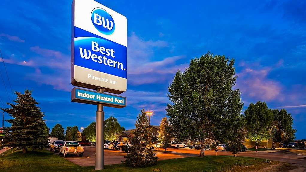 Best Western Pinedale Inn - Vista exterior