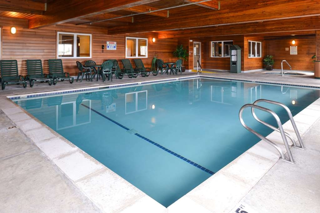 Best Western Pinedale Inn - piscina coperta
